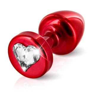 Diogol ANNI R Heart T1 Anal Plug