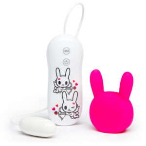 Klitoris Stimulator Honey Bunny Petal Vibe Vibrator