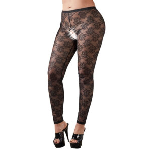 Plus Size Leggings i Blonder