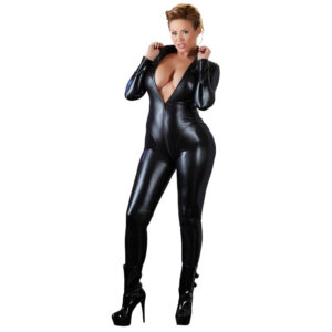 Plus Size Bodystocking & Catsuit