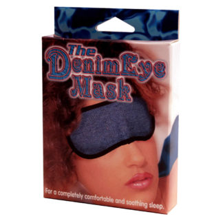 Jeans Øjenmaske - The Denim Eye Mask