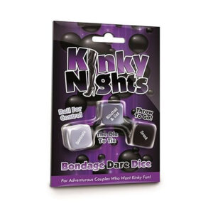 Kinky Nights Dare Terninger