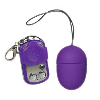 Trådløs Vibrator Æg Purple & Silky