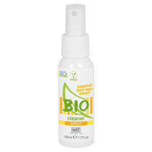 HOT BIO Cleaner Spray Rengøringsmiddel til Sexlegetøj