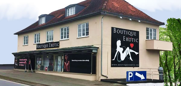 Boutique Erotic - Butik i Kruså