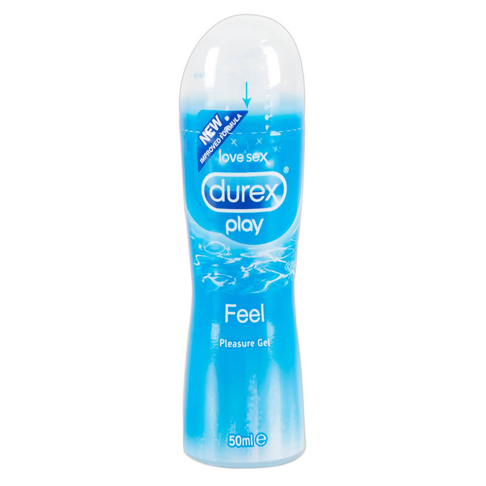 Durex Play Feel Vandbaseret Glidecreme