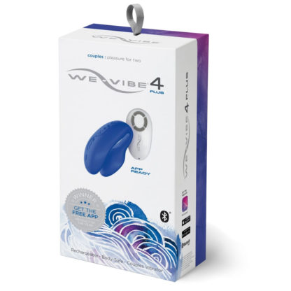 We-Vibe 4 Plus Par Vibrator