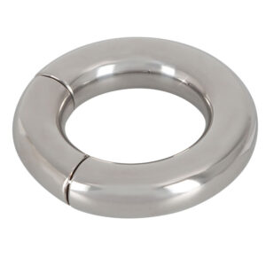 Penisring Magnetic Ball Stretcher i Metal