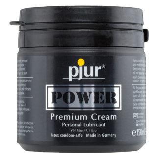 Pjur Power Preium Cream silikone og vandbaseret