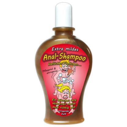 Anal Shampoo - Duftende og Plejende