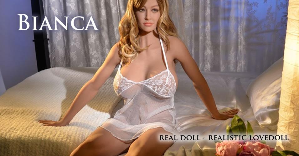 Real Doll Bianca Elskovsdukke