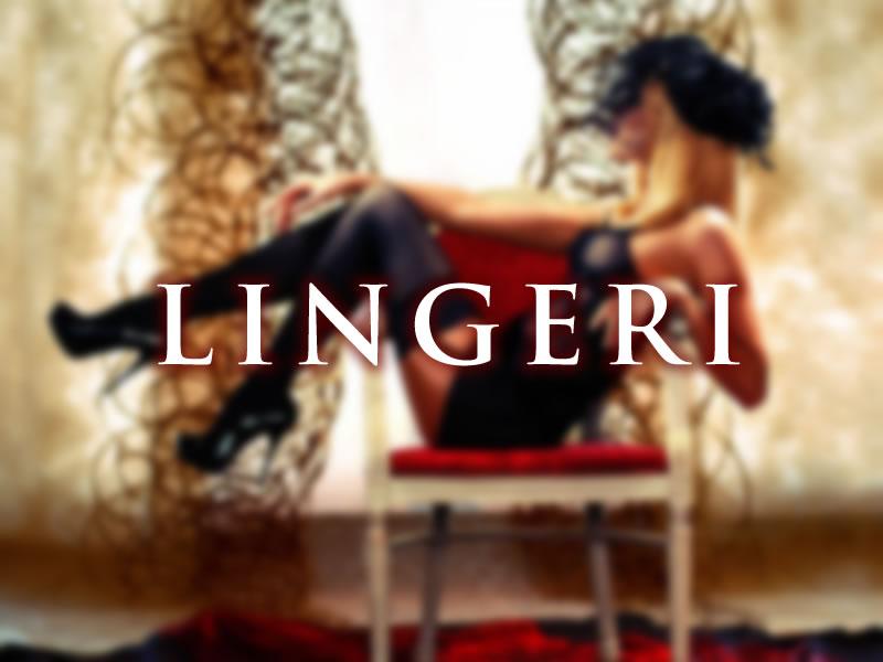 Lingeri & Beklædning