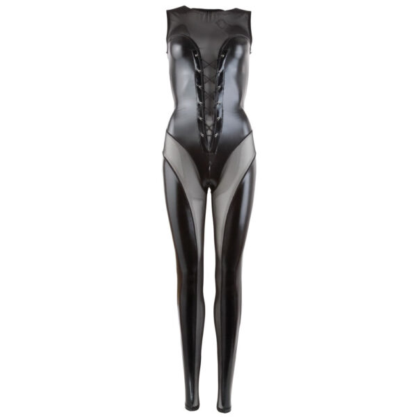 Wetlook Jumpsuit Bad Girl