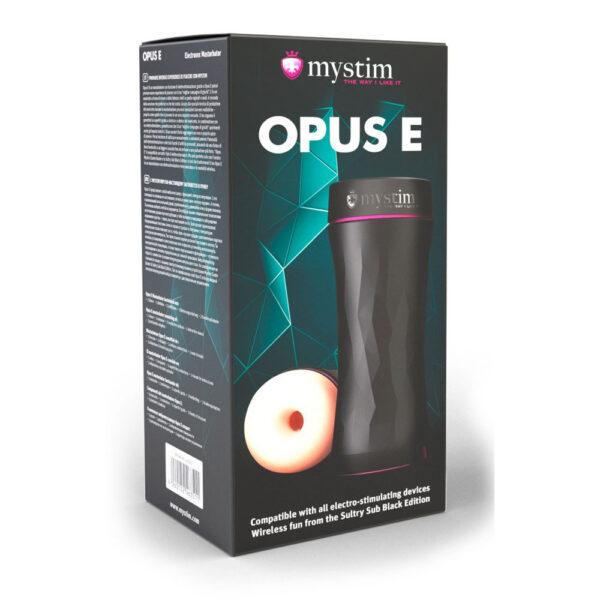 Mystim Opus E Donut Elektrosex Masturbator til Pirrestrøm