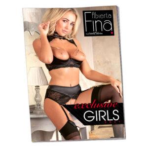 Exclusive Girls Pin-Up Lingeri Kalender 2021