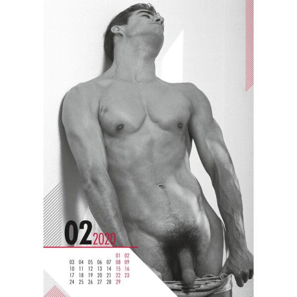 Pin up Kalender Real Cocks 2020