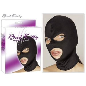 Hovedmaske i Stof med Hul til Øjnene