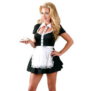 Frækt Stuepige Kostume Alluring Maid