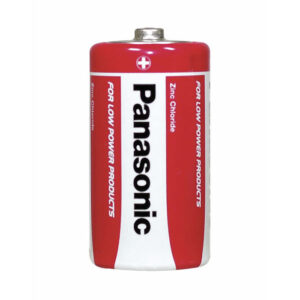 Panasonic C (R14) Alkaline Batteri 1,5 Volt - 2 Stk