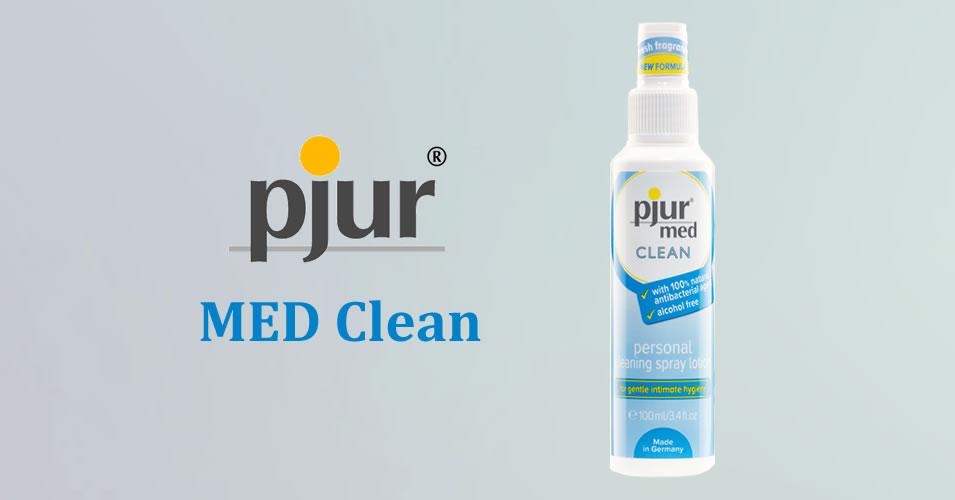 Pjur MED Clean Medicinsk Rense Spray