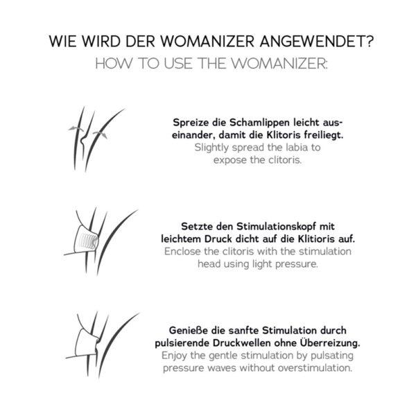 Womanizer Starlet 2 Klitoris Stimulator