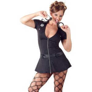 Politi Kostume - Frækkere end politiet tillader