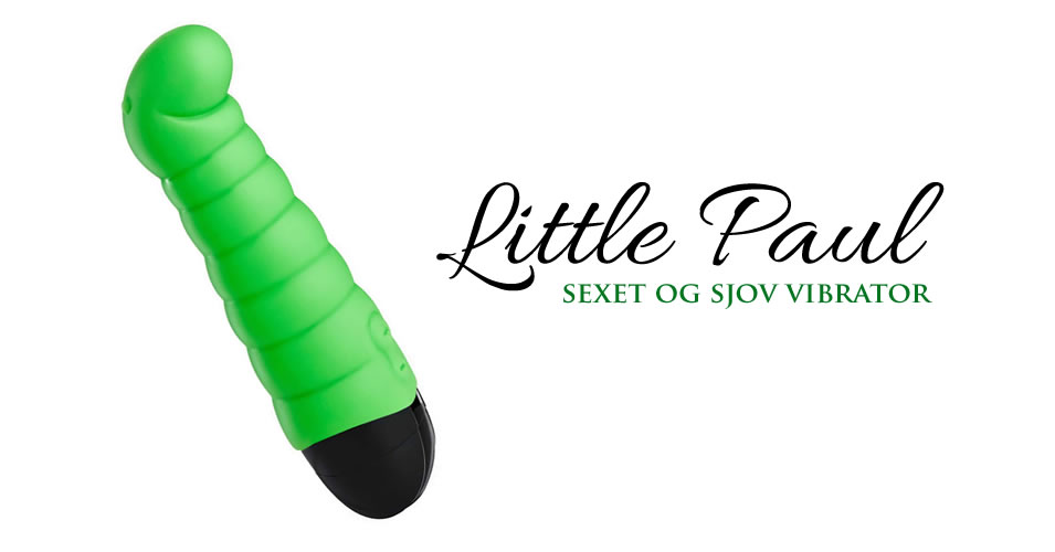 Fun Factory Little Paul Vibrator