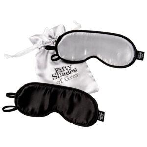 No Peeking Blindfolds - Fifty Shades Øjenmaske sæt