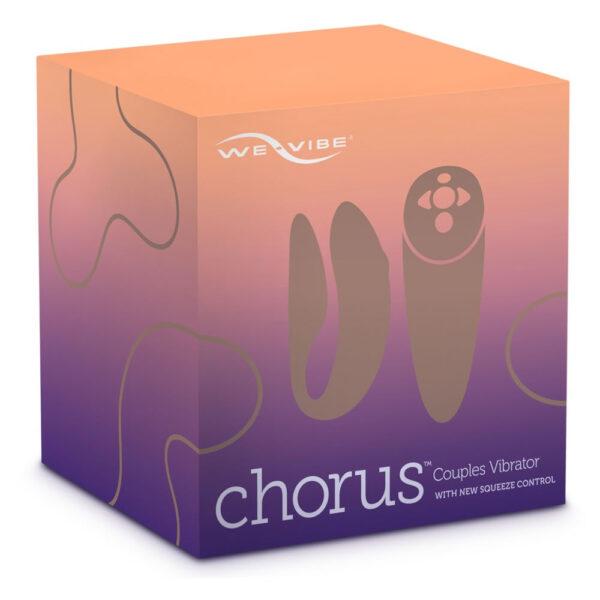 We-Vibe Chorus Par Vibrator med Fjernbetjening & App