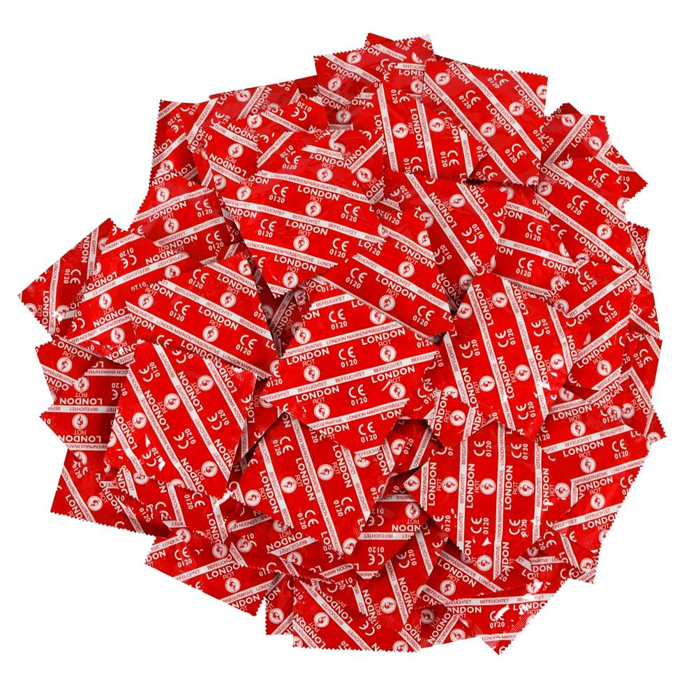 Kondom med aroma
