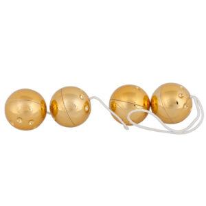 Golden Balls Bækkenbundskugler