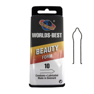 Worlds Best Beauty Form Kondom