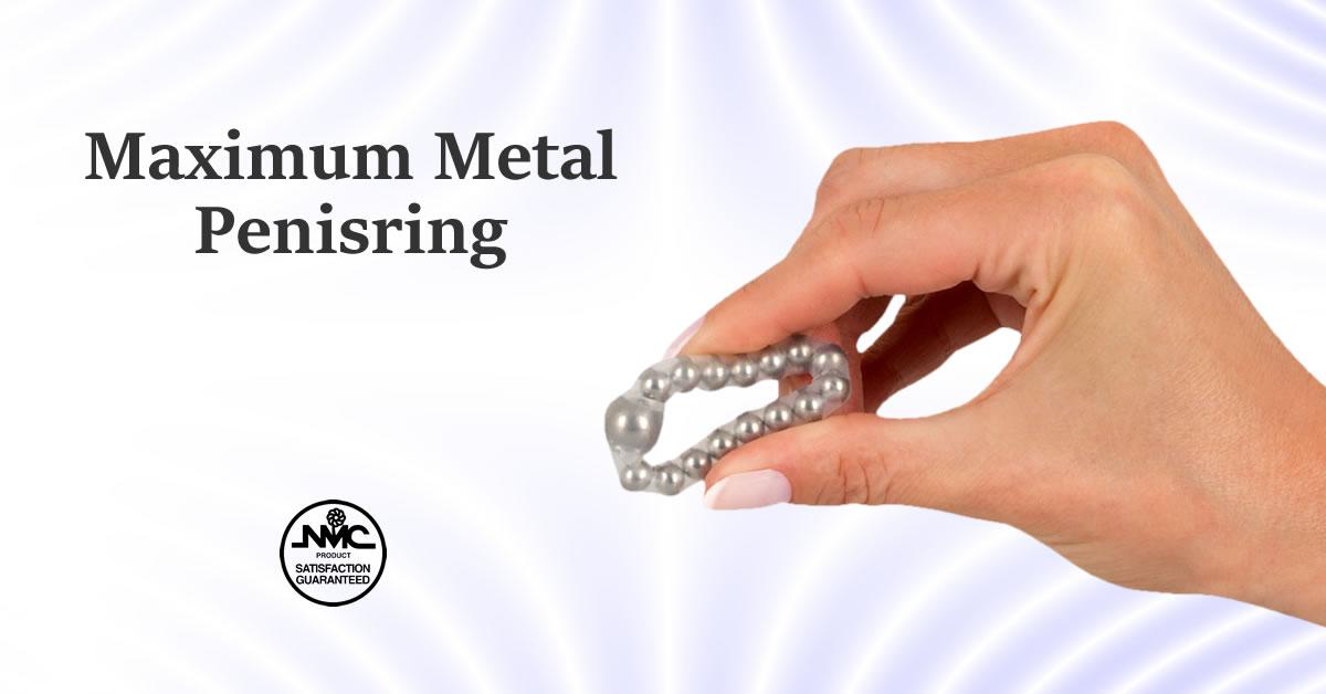 Maximum Metal Penisring