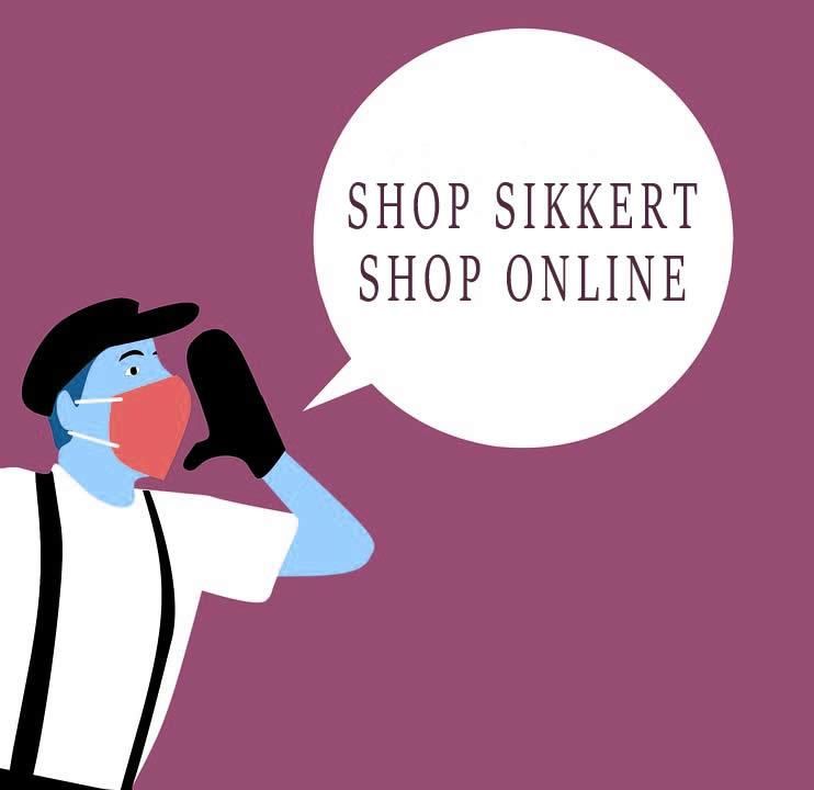 Shop Sikkert - Shop Online - Black Friday Tilbud