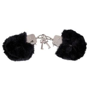 Håndjern med Plys - Love Cuffs
