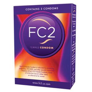FC2 Female Condom - Kondom til Kvinder