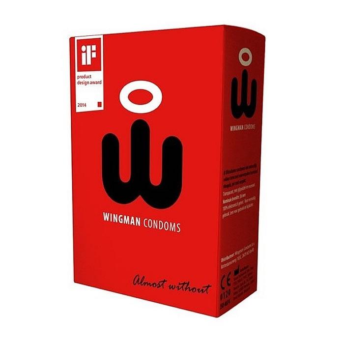 Wingman Kondom