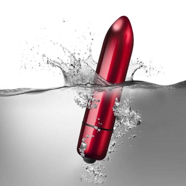 Rocks Off Red Alert bullet vibrator