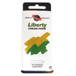 Worlds Best Liberty Cream Form Kondom