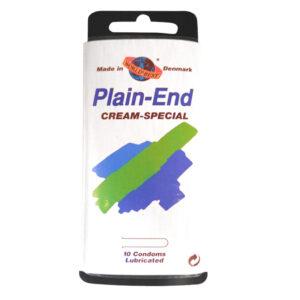 Worlds Best Plain End Cream Special Kondom