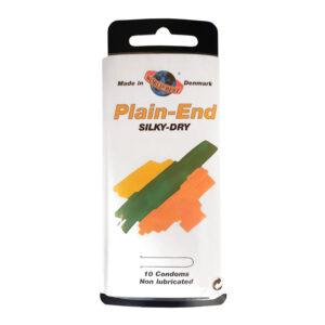 Worlds Best Plain End Silky Dry Kondom