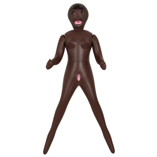 Beauty Queen lolitadukke med mørk hud