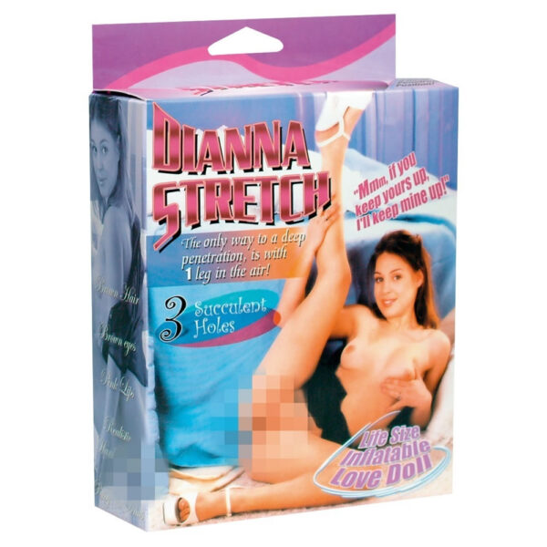 Lolitadukker Diana Stretch