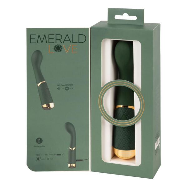 Emerald Love Luxurious G-punkt Vibrator