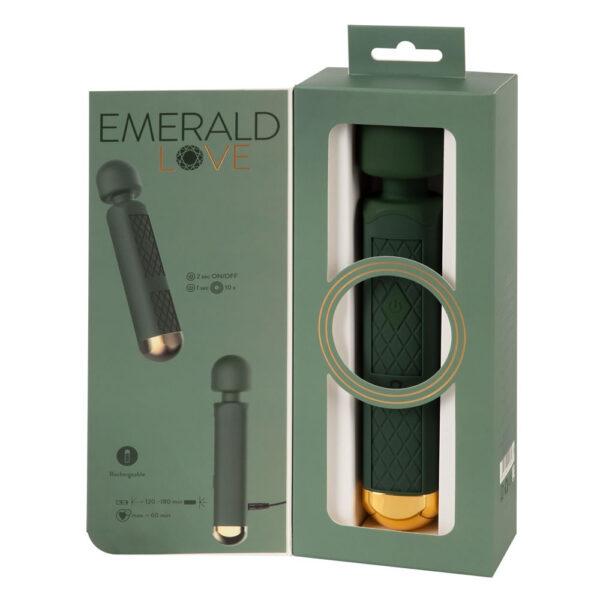 Emerald Love Luxurious Massagestav