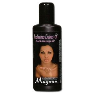 Magoon Indisk Massage og Elskovsolie